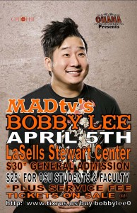 Bobby Lee Oregon State