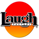 Promoting my favorite Comedians at the Laugh Factory Hawaii