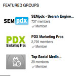 Adding a Linkedin Group to Your Company Page