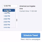 How to Schedule Tweets with Images using Twitter