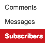How to Find Your Top YouTube Subscribers List