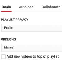 How to Auto Add YouTube Videos to a Playlist