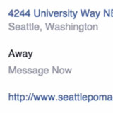 How to Set your Facebook Page's Messaging status to Away