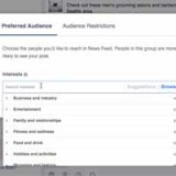 How to Use Facebook's NEW Audience Optimization for Targeting Posts